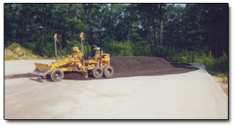 Northeast Laser Grading - High Precision Grading - Toll Free 1-877